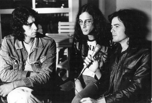 Os Mutantes em 1975 (Adauto Cruz/CB/D.A Press)