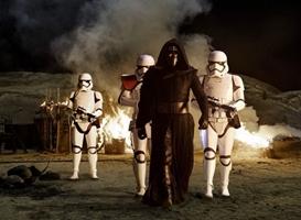 O sommelier indica Star wars para ser assistido pela família inteira (David James/Lucasfilm)