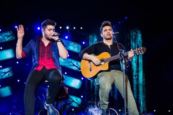 Henrique & Juliano apresentarão na capital turnê do novo disco, Novas histórias (Mais ideias/Divulgação)