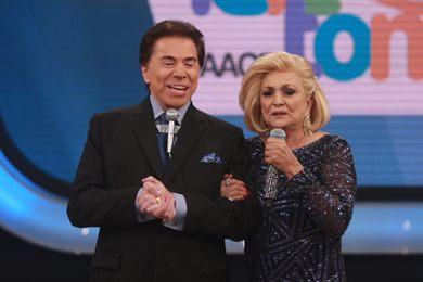 Silvio Santos é tido como o mestre entre os apresentadores brasileiros