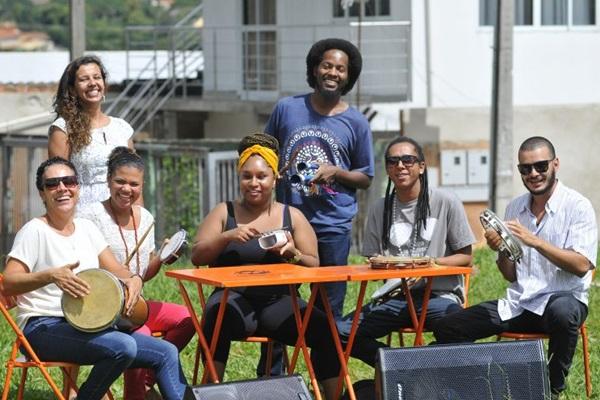 O projeto Samba na Rua estará amanhã no Círculo Operário do Cruzeiro  ( Minervino Junior/CB/D.A Press)