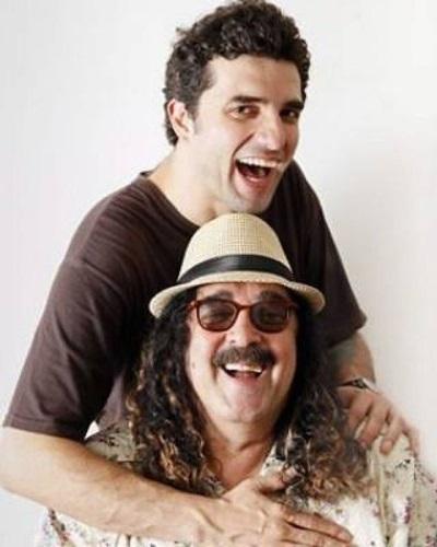 Moraes Moreira e Davi Moraes se apresentam em agosto com o show 'Nossa parceria' (Reprodução Facebook.)