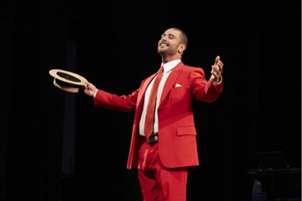 O sambista Diogo Nogueira se apresenta dia 23 na Santa Feijuca (Guto Costa/Divulgação)
