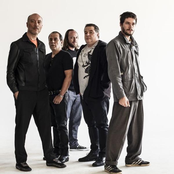 A banda paulistana Ira! é a atração principal do 23º Brasília MotoCapital (Rui Mendes/Divulgação)
