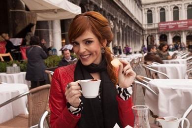 Em Anota aí - Os 10 mais, a apresentadora Titi Müller apresentará destaques de 16 cidades italianas (Marcio Isensee/Divulgação)