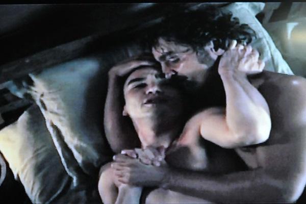 A cena foi destaque na novela 'Liberdade, liberdade' (Reprodução)