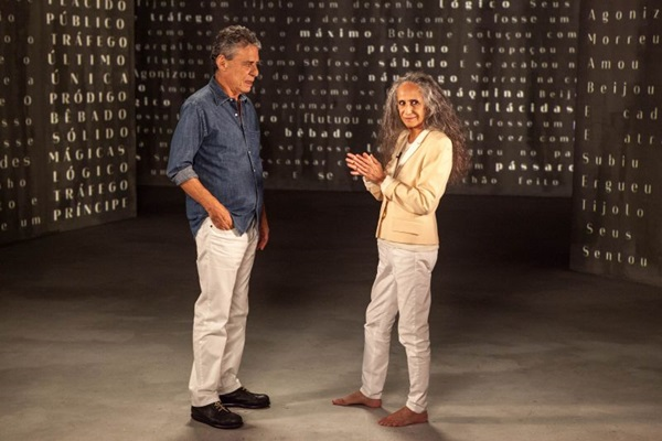 Aos 50 anos de carreira, Maria Bethânia estreia como apresentadora no Arte 1 (Cine1/Divulgação)