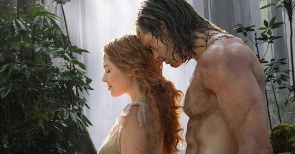 Romance entre Jane e Tarzan não decola na nova aventura (Warner Bros/Divulgação)