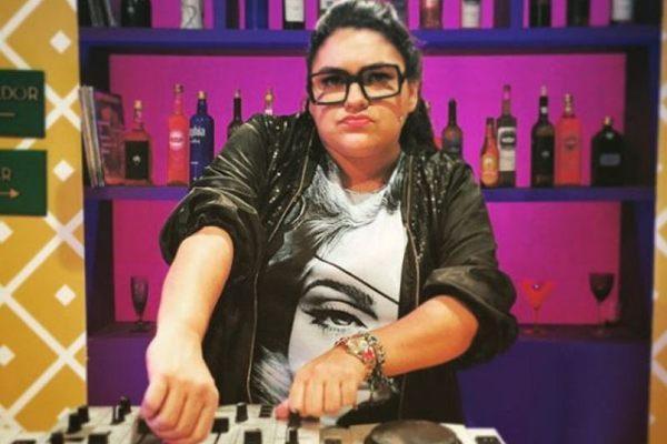 Marise Lima: a DJ Zelda %u201Cpegaria%u201D  a Nicole Bahls brincando  (Multishow/Divulgação)