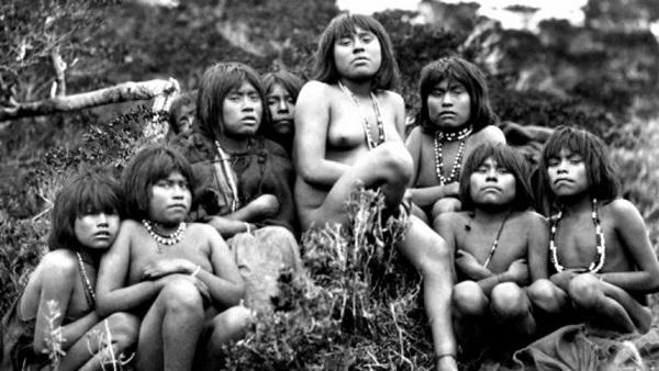 Povos antigos do Chile são retratados no premiado documentário (Hugues Namur/Divulgação)