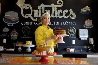 Os bolos devem ser encomendados com três dias de antecedência pois não levam conservantes  (Marcelo Ferreira/CB/D.A Press - 28/7/16)