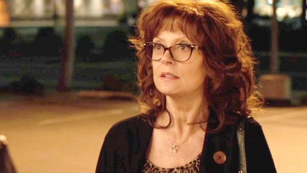 A performance de Susan Saradon em A intrometida vem sendo elogiada pela crítica internacional (Reprodução/Internet)