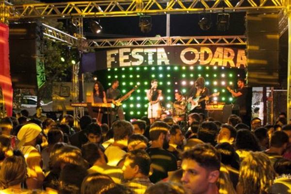 A festa Odara retorna à capital neste fim de semana (Thiago Sabino/Divulgação)