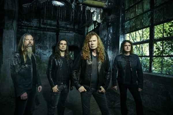 O Megadeth, ao lado de Metallica, Anthrax e Slayer, é considerado um dos principais nomes do thrash metal