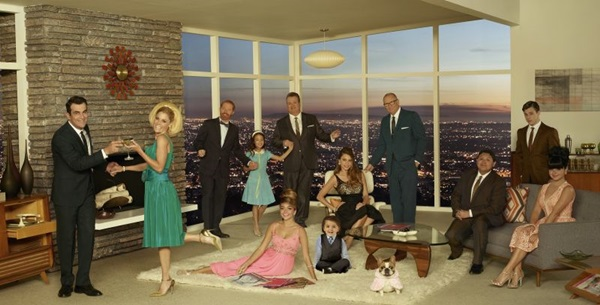 'Modern family' traz famílias um tanto diferentes (Fox Life/Divulgação)
