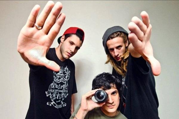 A banda de rap comemorará 10 anos de trabalho com o projeto 'Haikaiss convida' (Leonardo Marinho/Divulgação)