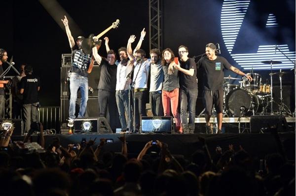 Bandas nacionais e internacionais se apresentarão em outubro na 19ª edição do festival (Marcelo Ferreira/CB/D.A Press )