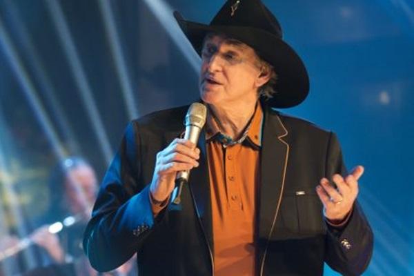 O cantor Sérgio Reis será uma das atrações do festival (Ana Mani/Divulgação)