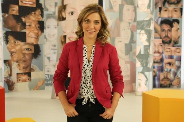 Julia Rabello estrela o seriado 'De perto ninguém é normal' (Trícia Vieira/Divulgação)