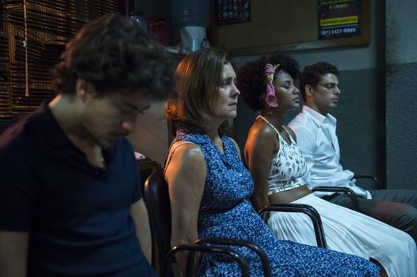 Com ares de superprodução, 'Justiça' gerou expectativas (Globo/Estevam Avellar)