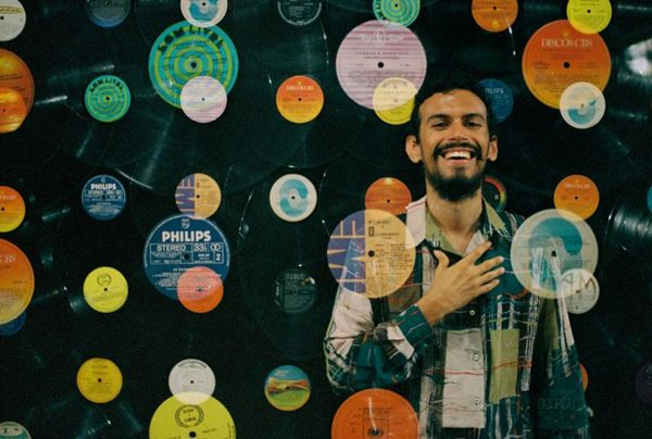 Felipe Cordeiro acrescentará o suingue paraense à balada brasiliense (Caroline Bittencourt/Divulgação)