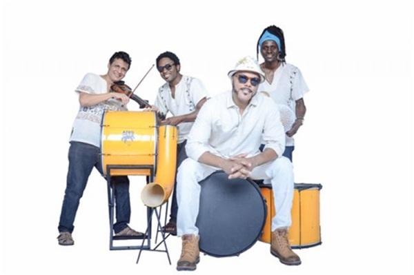 A banda se apresenta hoje na festa Som do Pelô (Nathalia Maestri Assessoria/Divulgação)