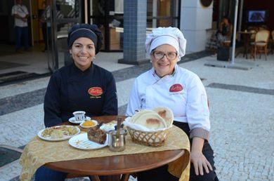 Mãe e filha trabalham juntas no Zahia (Marcelo Ferreira/CB/D.A Press)