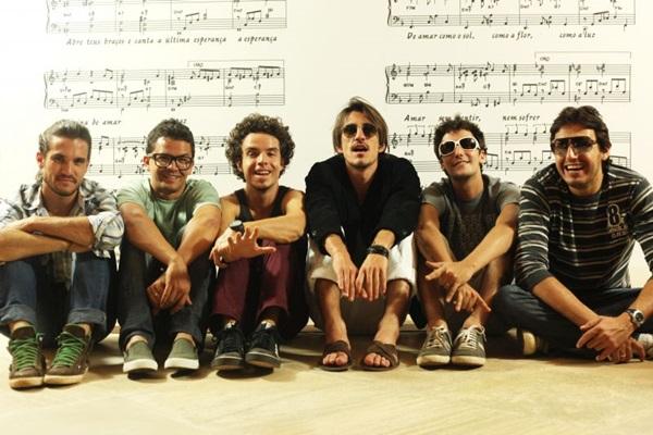 Banda Surf sessions lançará novo disco no dia 11 de setembro  (Ricardo Reis)