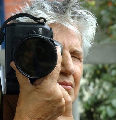 Nair Benedicto é uma das selecionadas para o Foto Capital (Arquivo Pessoal/Divulgação)