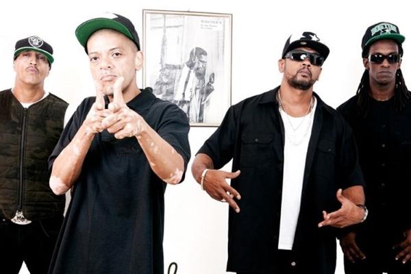 Racionais MCs cantarão em evento inspirado nas ruas de Nova York (Fernando Mello/Divulgação)