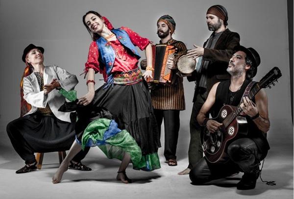 Novo espetáculo da Cia Os Buriti, Kalo - Filhos do vento, mistura teatro, dança e música ao vivo (Thiago Sabino)