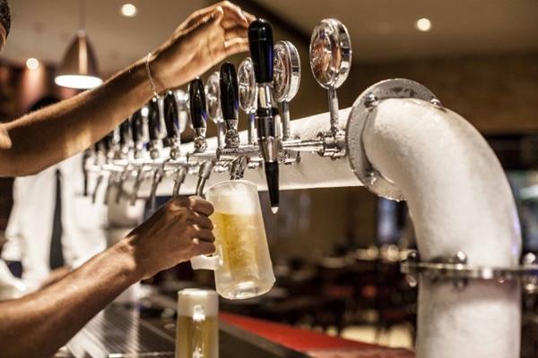 Das 17h às 20h, de terça a sexta, o Bamboa cozinha e bar reduz o preço de algumas bebidas em 50%.  (Rayana Ribeiro/Divulgacao)