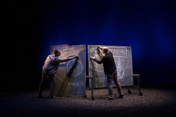 A companhia Titzina apresenta espetáculo espanhol no Teatro Sesc Garagem  (Companhia Titzina/ Divulgação )