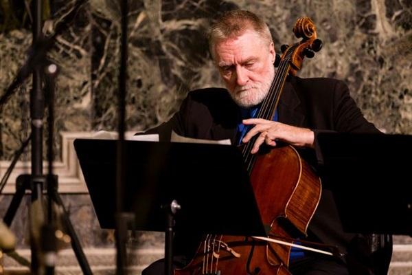 O músico David Chew marca presença no evento  (Vitor Kelm)
