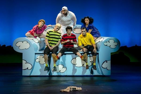 Tiago Abravanel: %u201C O Snoopy é um personagem que todo mundo conhece e de alguma maneira já ficou encantado por ele%u201D (Caio Gallucci)
