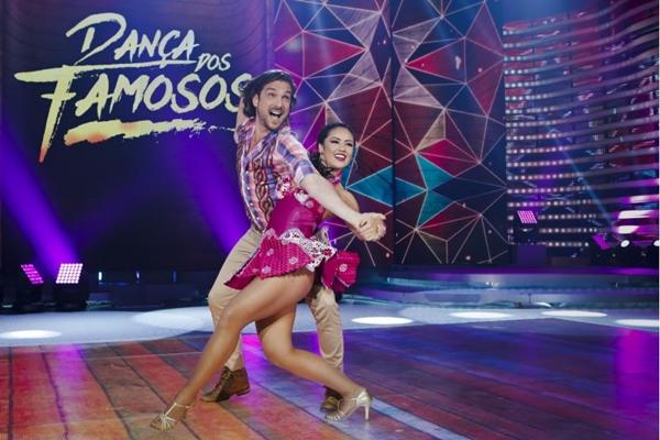 Igor quase chegou a final da competição de dança (Globo/Fábio Rocha)