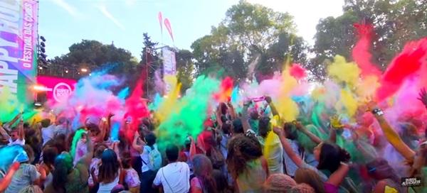 Festival é inspirado em evento indiano (Reprodução Internet)