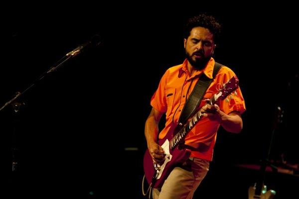 Dillo D'Araujo acrescentará guitarra à músicas de César de Paula (Ivaldo Cavalcante/Divulgação)