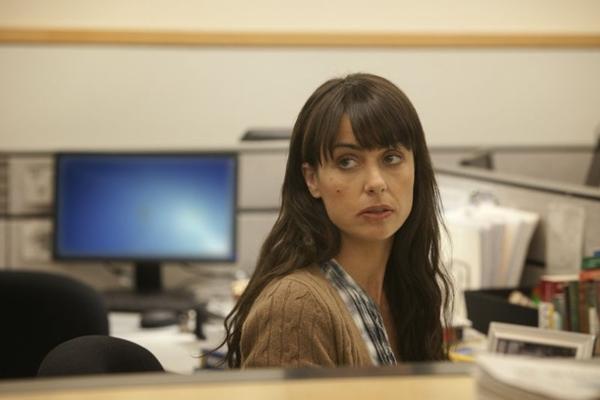 Em House of Cards, a atriz teve o primeiro papel de destaque da carreira televisiva (Reprodução/Internet)