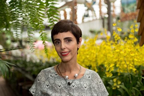 Lilian Pacce: 'A moda é um grande aliado e não algo inatingível' (Andre Bittencourt/GNT)