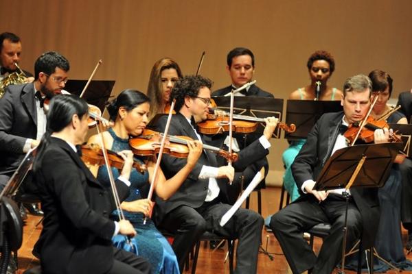 Orquestra Sinfônica da Sociedade de Concertos: 70 anos do Sesc (Arquivo Pessoal/Divulgação)