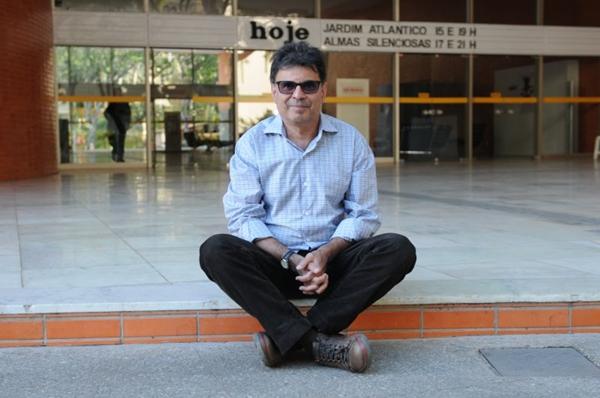 O cineasta Sérgio Moriconi é o idealizador e curador do festival (Zuleika de Souza/CB/D.A Press)