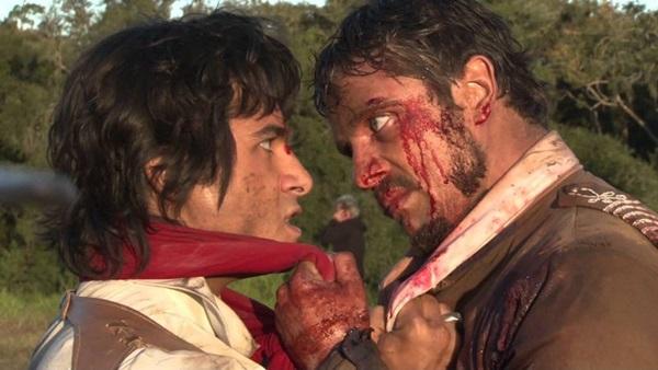 Tom épico e sangrento domina 'Os senhores da guerra' (Reprodução/Internet)