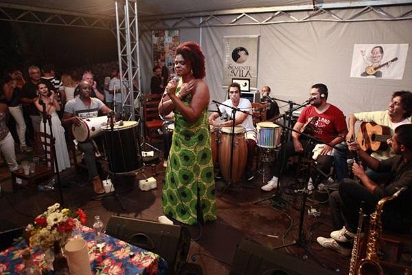 A roda de samba será dia 23 de setembro (Wendel Lopes/Divulgacao)