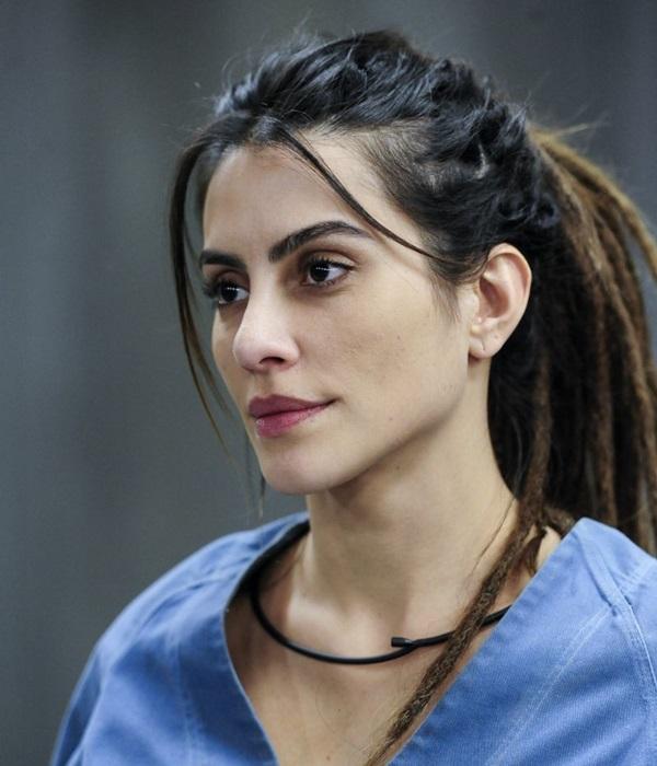 Cleo Pires estará na serie junto com outros atores como: Mariana Ximenes e Erom Cordeiro. (Globo/Estevam Avellar )