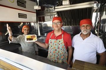A família Souza criou primeiro food truck vegano da cidade