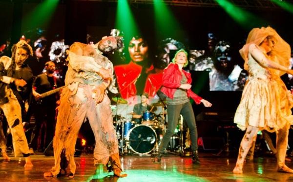 As apresentações do espetáculo acontecem desde 2010 (WL fotografia/Divulgação)