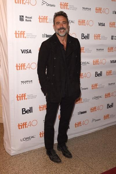 Jeffrey Dean Morgan interpreta Negan na série 'The walking dead' (Jason Merritt)