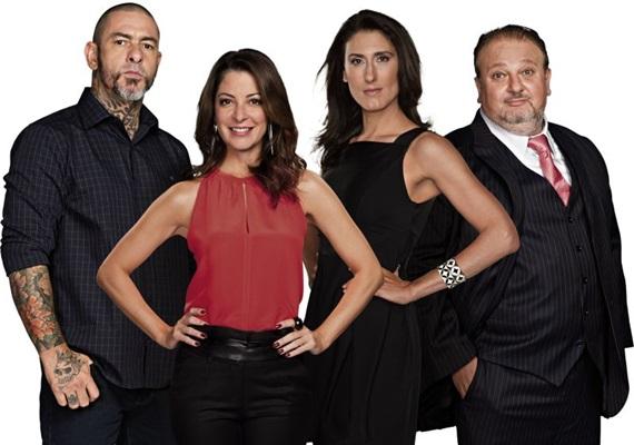 Os jurados continuam sendo uma das principais atrações de Masterchef (TV Band/Divulgação)