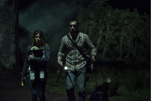 Em 'A maldição da floresta', Adam precisará lutar contra seres místicos para salvar a sua família (Playarte Pictures/Divulgação)